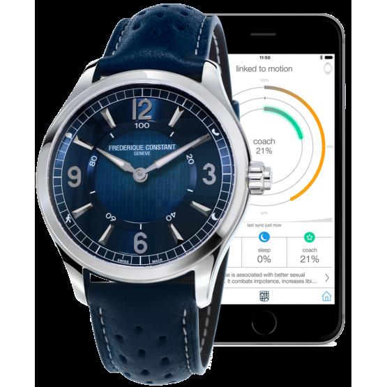 Frédérique Constant Horological Smartwatch FC-282AN5B6