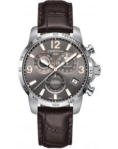 DS Podium Chronographe GMT