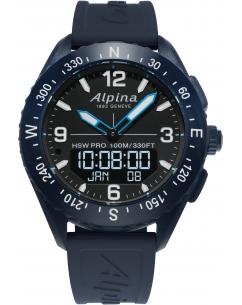 Alpina Alpina AlpinerX Smartwatch AL-283LBN5NAQ6