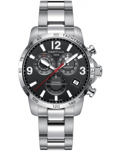 DS Podium Chronographe GMT