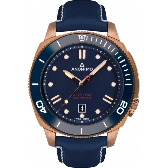Anonimo diving watch Nautilo Automatic reference: AM-1002.07.005.A07