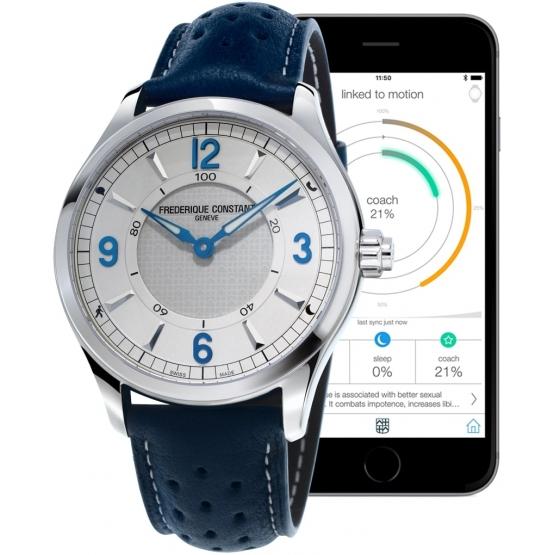 Frédérique Constant Horological Smartwatch FC-282AS5B6