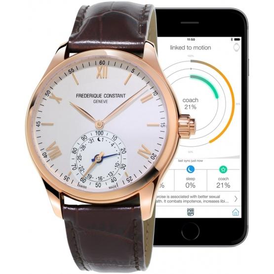 Frédérique Constant Horological Smartwatch FC-285V5B4